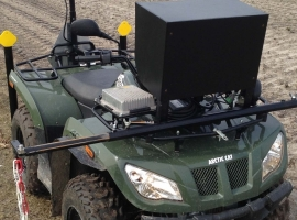 05ATV with Trimble GPS system
