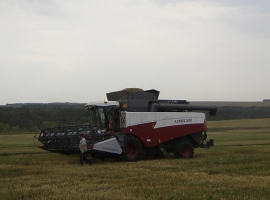 Harvest support Russia (7)
